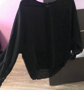 Кофта блузка S-M