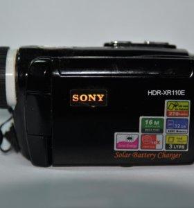 Видеокамера SONY HDR_XR110E