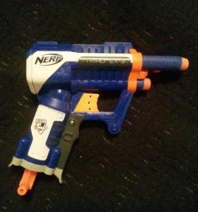 Nerf пистолет новый