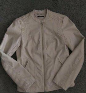 Кожаная куртка Promod