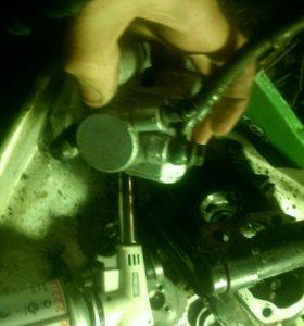 Тормоза передние дисковые для скутера,мопеда,пита