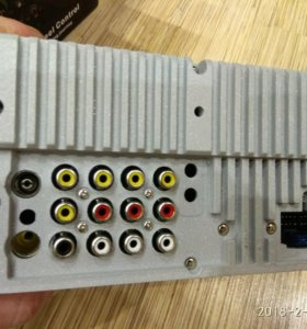Новые и витринные образцы 2 Din магнитолы.