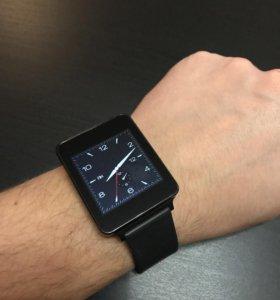 Умные часы LG W 100