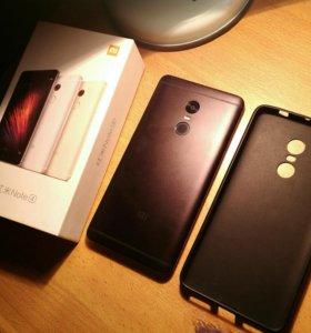 Xiaomi redmi note 4(10-ти ядерный)