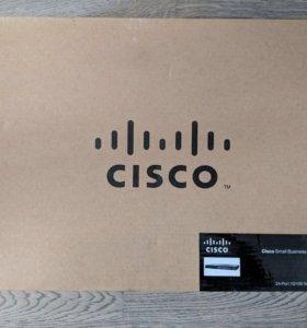 Коммутатор Cisco Small Business SF200-24