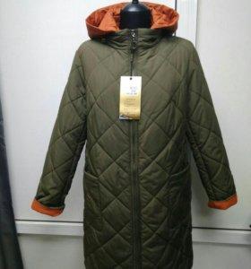 Куртка демисезонная р. 50,52,54,56,58