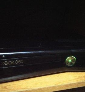 Xbox 360 Slim весь набор.