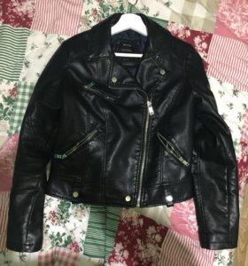 Кожаная куртка(косуха)