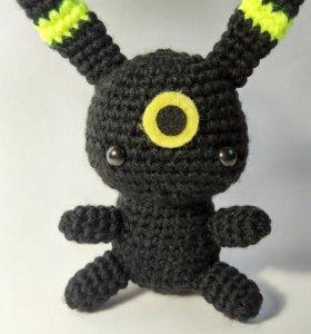 Покемон черный 0341