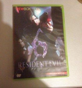 Residentevil 6 на Newbox360