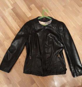 Куртка кож-зам..р-р 46