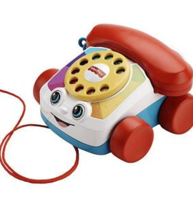 Развивающая игрушка телефон от Fisher-Price