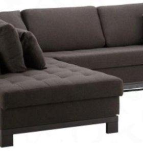 КЛАМБИ Диван-кровать угловой (IKEA)