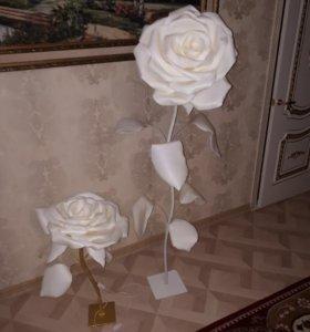 Цветы гиганты,торшеры