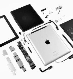 Запчасти iPad,iPad 2,iPad Pro и тд.
