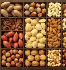 орехи оптом и в розницу
