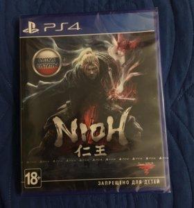 ps4 Nioh; ниох