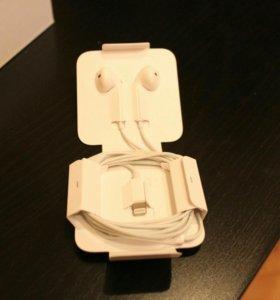 Apple EarPods оригинал (наушники - гарнитура)
