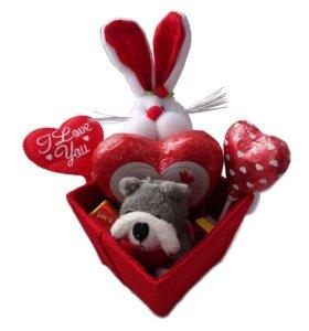 Подарки к дню влюблённых