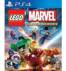 Lego Marvel для PS4