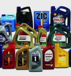 Моторные масла от производителя