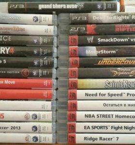 Диски PS3 лицензия (обновляется)
