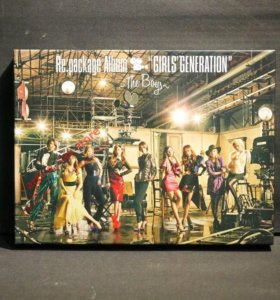 "Girls Generation - Re:package Album ""The Boys"""