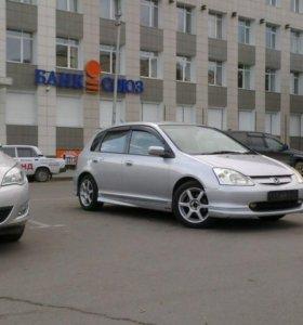 Honda Civic Modulo,обвес оригинал вкруг