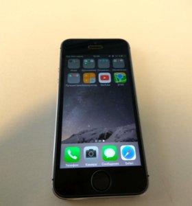 iPhone 5S space gray Ростест