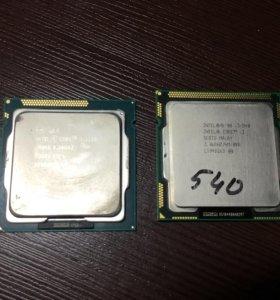 процессоры i3 540