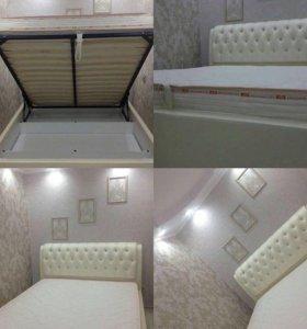 Кровать с подъёмным +матрас
