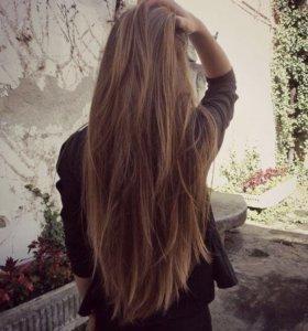 Волосы для наращивания🔥