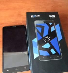 Телефон DEXP IXION ES355