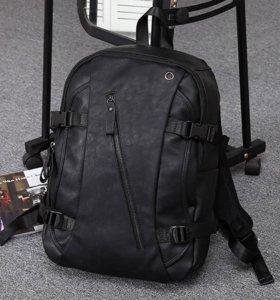 Рюкзак из полиуретановой кожи