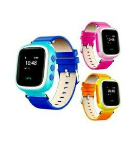 Часы GPS детские.