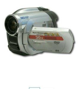 Видео камера Panasonic vdr-d160