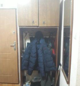 прихожка из 3 шкафов