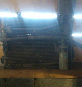 Радиатор кондиционера Isuzu Elf, 4HF1