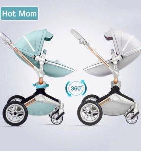Коляска Hot Mom 2018