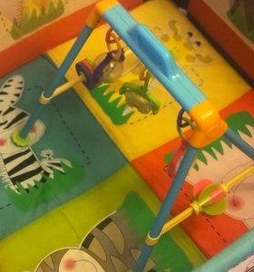 Много товаров для мамы и малыша