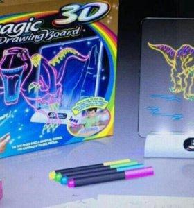 3D-доска Magic Drawing Board