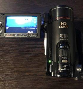Видеокамера Canon legria HF200