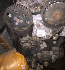 Двигатель VOLVO S40, V50