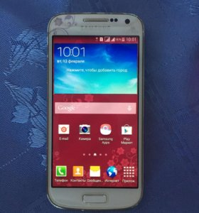 Samsung s4mini laFleur