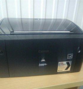 Принтер лазерный Canon Lbp 3010b