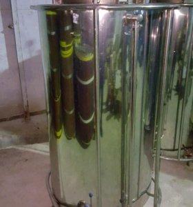 Мобильные танки для пива 500 литров