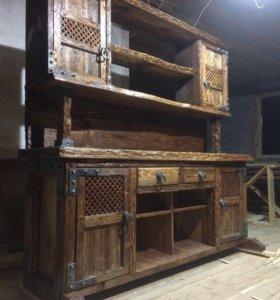Мебель в каминный зал