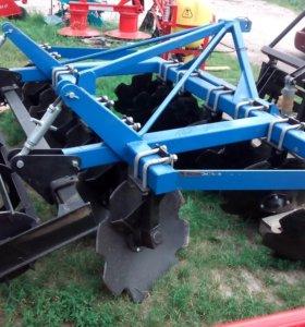 Борона дисковая 2,8-7,0м для трактора от 100л.с Мо