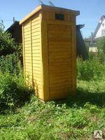 Продам туалет деревянный, дачный