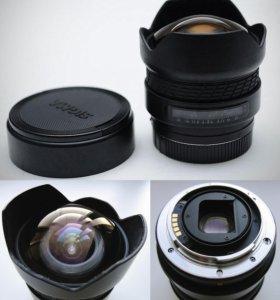 Обмен - Sigma AF 14mm F3.5 для Sony A